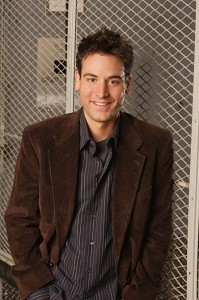 Josh Radnor of How I Met Your Mother