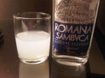 Watered down Sambuca
