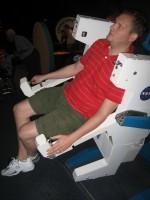Gimpin' around NASA
